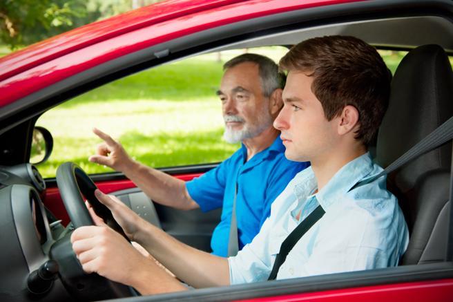 Consejos para aparcar bien en tu examen de conducir